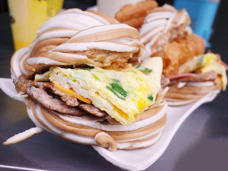 一定要吃的超幸福早點!睜開眼就想到的美味早餐大點評