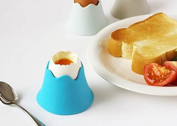 雞蛋放上去就變成富士山!9款日本創意雜貨小物介紹:每天努力吃飯就是為了看到駱駝?