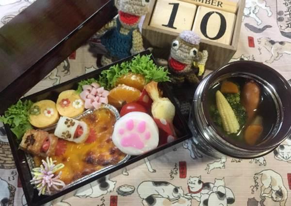 果然日本人最少女心啊?咬下會有起司流出的「貓咪肉球魚板」,跪求台灣火鍋店快叫貨!