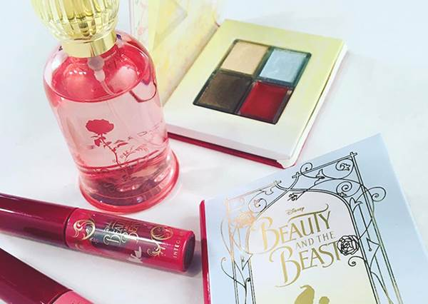 想成為真正的貝兒嗎?《美女與野獸》竟還出玫瑰香水,千萬不會錯過這個夢幻機會啊!