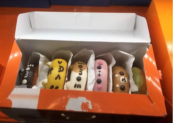 能體諒下選擇障礙者的困難嗎?日本女生新打卡小物「動物甜甜圈」,買一個滿足少女心!