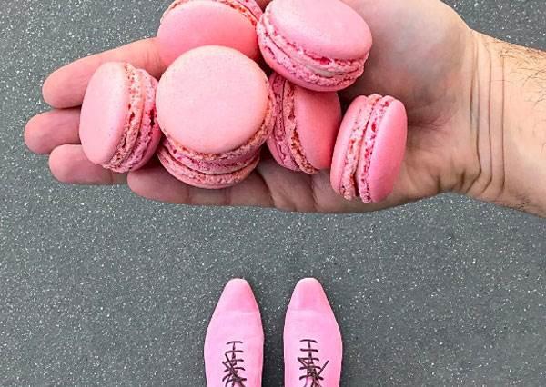 打開鞋櫃少女心直接火山爆發啦!超可愛「甜點師與點心的穿搭日記」,全身都馬卡龍色保證心情從早好到晚!