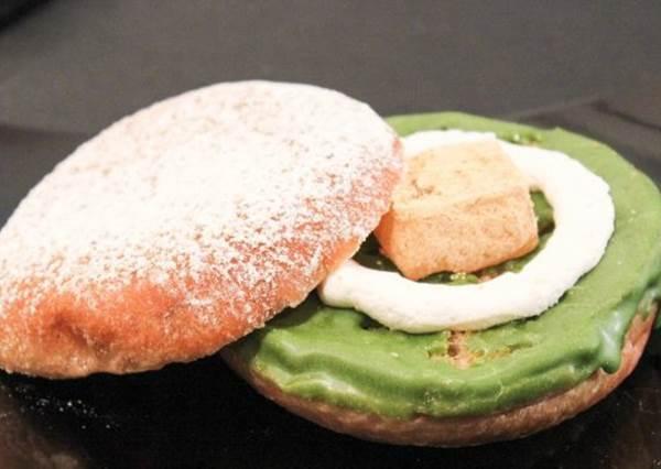 抹茶控照過來!日本Mister Donut新推6款「宇治抹茶甜甜圈」,竟然在甜甜圈裡面加湯圓?