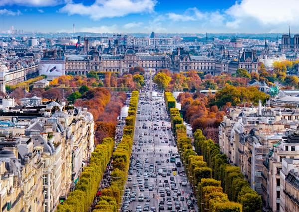 女孩心中誰沒有留個位置給法國?5天4夜跑遍巴黎必訪景點,妳真的要來感受一下!