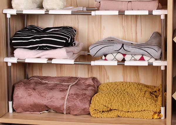 「穿過卻還不想洗的衣服」都怎麼處理呢?!輕鬆能學會的時尚收納好點子