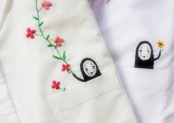 這款針織無臉男手機殼姐要定了!超可愛宮崎駿手縫小物,拜託跪求量產販售啊!