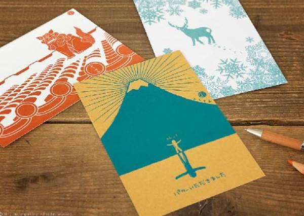 名古屋款的也太Q!日本郵局限定「寄給自己的明信片」,不只文具控連旅遊控也必收藏!