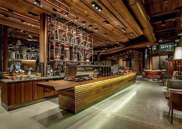 【全球最大的星巴克旗艦店2019年芝加哥跟你相見 !】喝咖啡要喝出文化來, 就要去精品旗艦店感受一下!