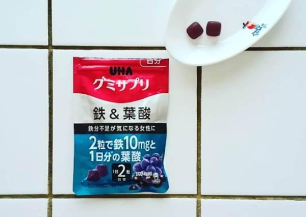 可以保護眼睛的糖果?日本味覺軟糖新推7款「營養系列」,莓果味最適合生理期來的女生吃