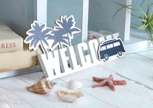 夏天不只要去海邊玩,更要把房間佈置成海灘風!推薦7款日本高CP值的房間裝飾小物