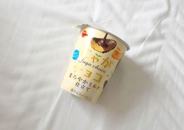 夏天就是要連洋芋片也吃冰的!日本超商新品「巧克力薯片」,優格新口感冷藏後吃會更美味