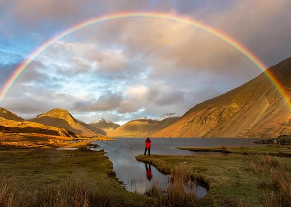 【塔羅占卜】雨過後會有彩虹嗎?