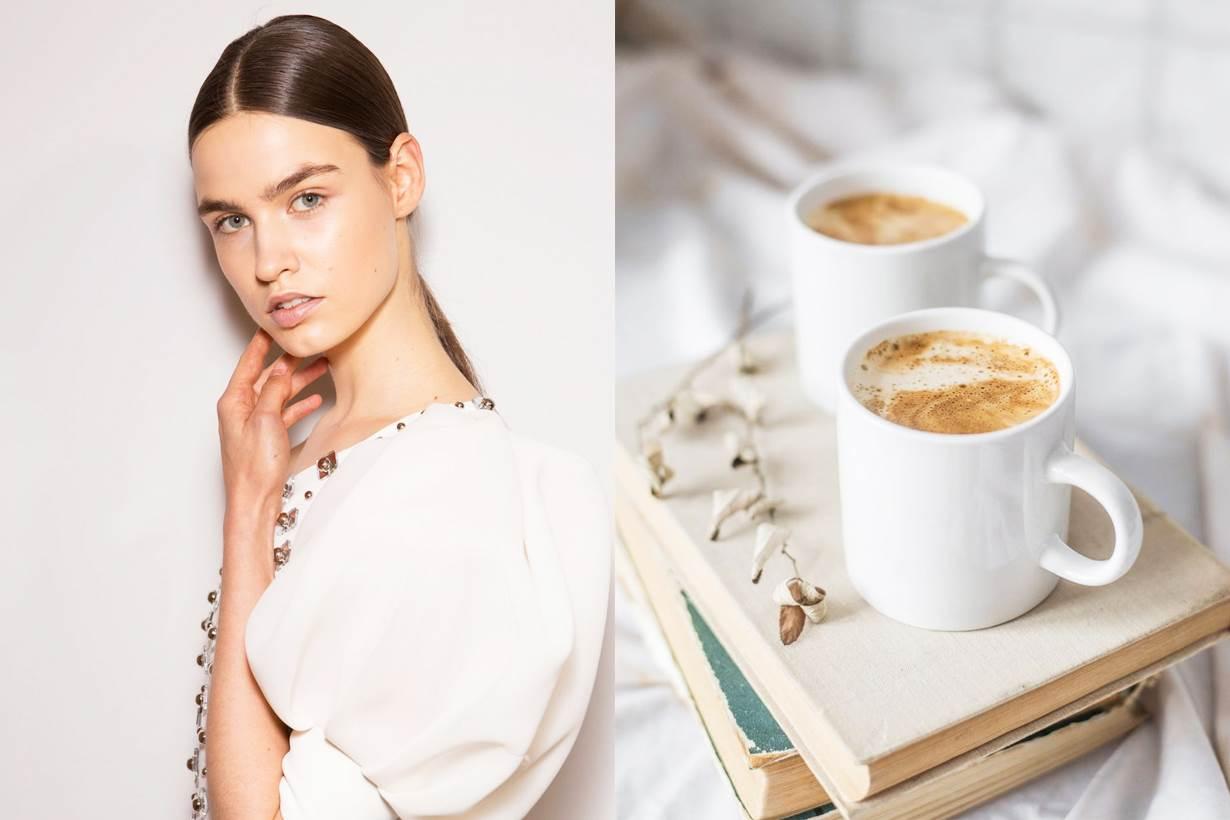 愛喝咖啡的你知道它有美容功效嗎? 兩種材料DIY「咖啡面膜」去水腫、消痘痘一次get!