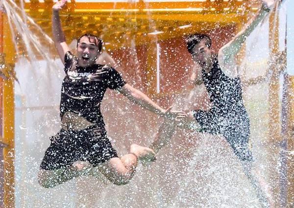 夏天就是要玩水!盤點台灣夏季專屬清涼活動,快點抄下來找家人朋友一起去玩!