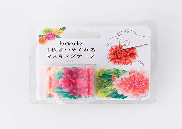 只貼一條太呆板?!「可拆式花朵紙膠帶」繽紛整個夏天,還可組合成超美花圈與花球!