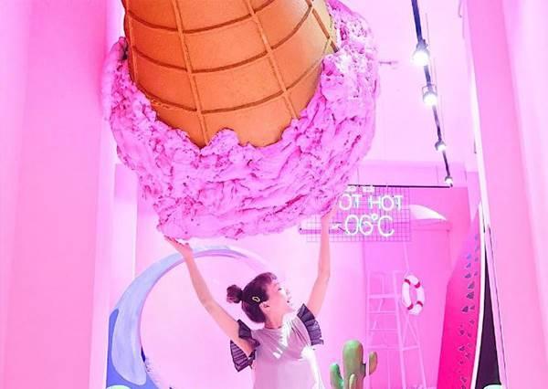 絕對沒有套濾鏡!今夏攻陷IG的3個「粉紅系景點」:終於有專為少女設計的球池啦