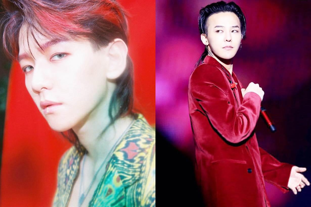 韓國男星最新髮型潮流!連 G-DRAGON、伯賢也親身演繹的這個髮型,該讓男友換上嗎?
