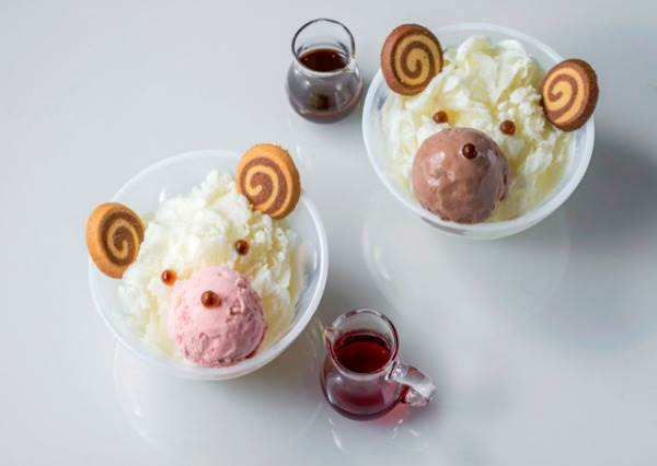 """一口吃掉綿密的""""挫冰熊""""!日本夏季限定刨冰7選,而且還可以自己設計圖案?"""