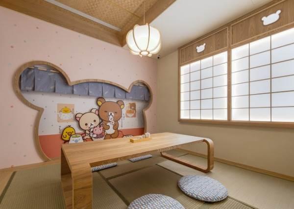 京都風拉拉熊「Rilakkuma 茶屋」開幕啦!拉拉熊和菓子、日式餐點每種都可愛到捨不得吃〜