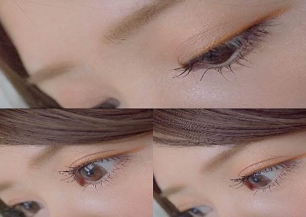"""今年夏天你最「亮眼」!日系清爽""""橘色眼妝""""這樣化:想要更顯色記得先用粉色眼影打底?"""