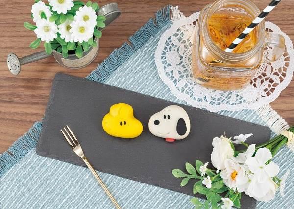 別懷疑這真的是甜點!日本超商夏季限定「Snoopy和菓子」,晚上去買可能就撲空啦?