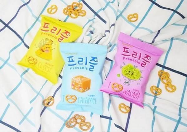 終於不用苦找代購!台灣超商空降「日韓系正夯5大零食」,看到哈密瓜雷神唾液就大失控啦!