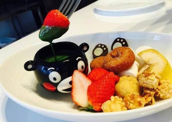 所有卡通人物都在台灣!超萌主題餐廳7選:熊本熊除了咖啡廳,居然還開了海鮮店?!