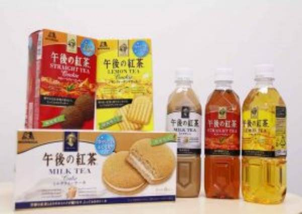 午後紅茶X森永=夢幻午茶!日本超商零食新品發售中,只要微波20秒就能有高級美味?