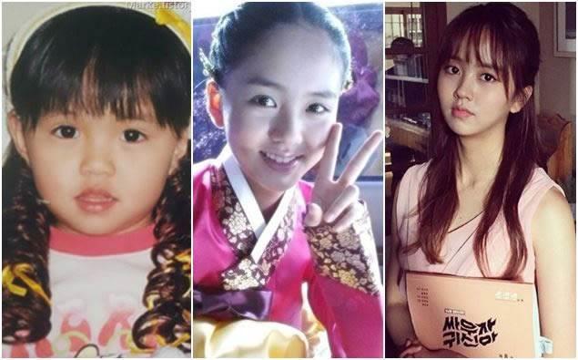 從童星到站穩招牌女一!金所炫的童星進化論真的超狂,17年來美貌還能不斷升級