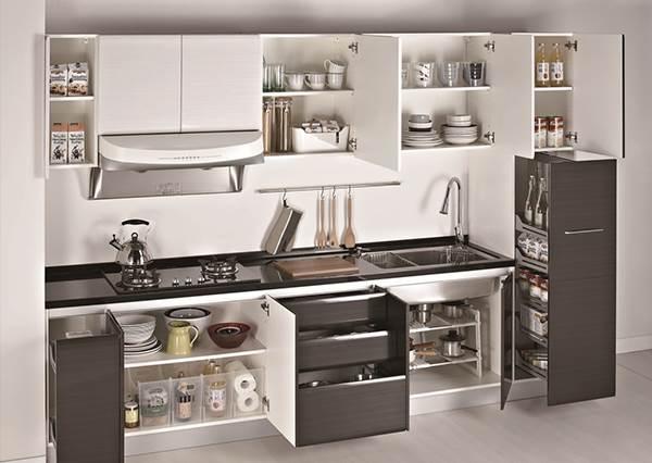 這東西原來可以這樣用?!平凡小物變身廚房收納神器!廚房空間立馬寬敞到可以奔跑