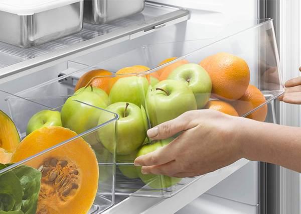 看不見就不會想吃!把冰箱分成「4大區」就能瘦:甜食切忌放在第二層?