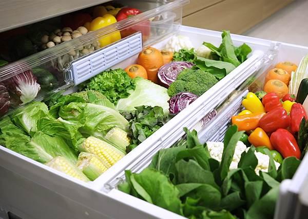 這樣吃水果最瘦!達人這樣說:想瘦得快冰箱只能放2種水果?蔬菜放的位置竟是大關鍵?