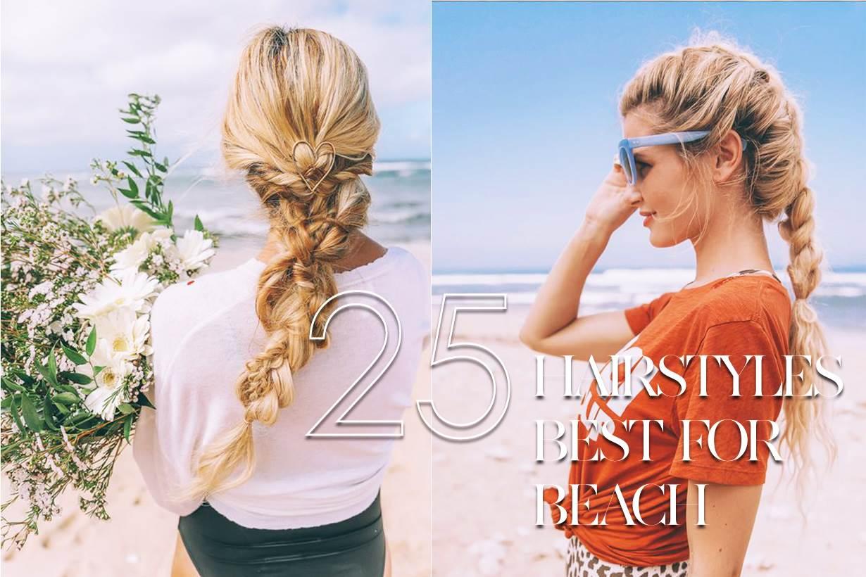 光有比基尼怎麼夠!25款超美「造型編髮」,保證在沙灘上回頭率超高!