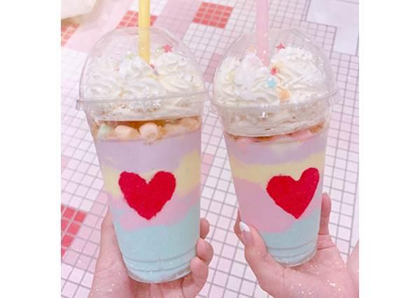 萌炸!超限量馬卡龍冰淇淋,買到一定要晒照啊!清爽的優格星冰樂也超適合夏天der