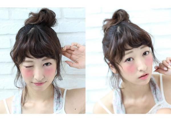 手殘女必看!10款超簡單編髮,夏天想要清爽又可愛,就靠這幾款造型啦!