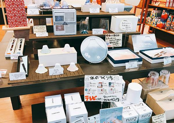 山…也有可愛帥氣風格!富士山造型生活用品,怎麼可以隨便設計隨便都好看啦!