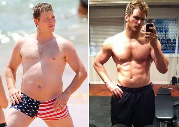 【每個胖子都是潛力股】瘦下27公斤,他從諧星變最性感男人