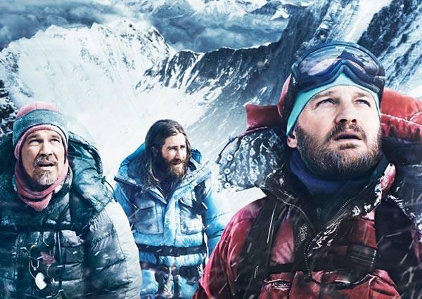 挑戰自我極限的逆境生存!《聖母峰》真實山難事件,傑克葛倫霍、綺拉奈特莉驚險重現!