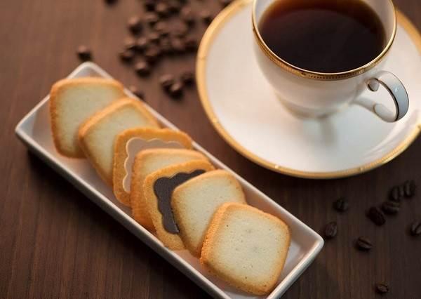 喫茶店竟然也有伴手禮可買?限定款超濃郁曲奇餅乾,有甜有苦搭什麼咖啡都適合!