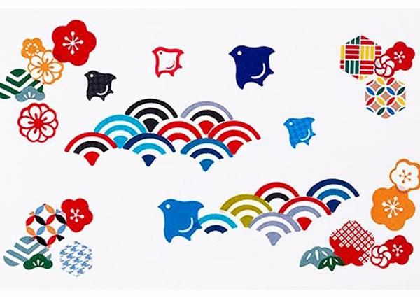 是海浪還是wifi訊號?!日本最新和風「貼紙紙膠帶」,還能撕下來裝飾筆記本或貼信封根本超療癒啊