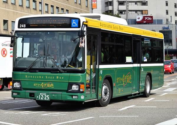 【日本金澤交通、景點攻略懶人包】下次就來趟輕旅行吧!