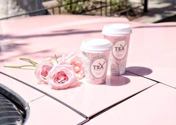 日本SNS 新話題!好萊塢女星們也愛喝的珍珠奶茶:ALFRED TEA ROOM 進軍日本