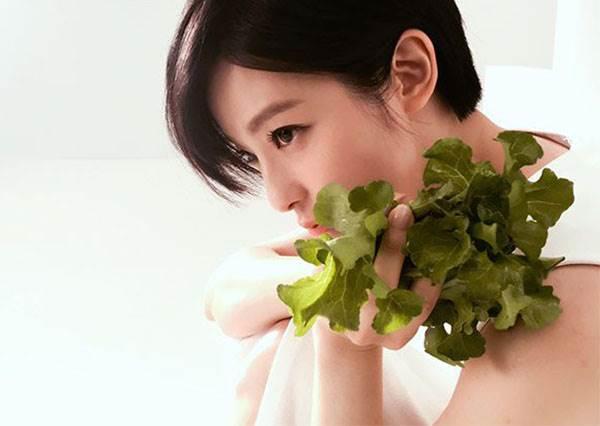 魅力爆表女神!賴雅妍健康狂甩6公斤,除了蔬菜水果,還每天必吃「這個」