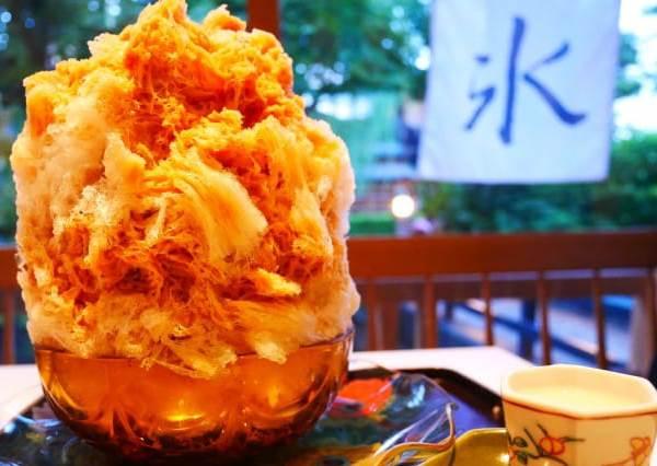 一年四季都吃得到的京都極品「刨冰」