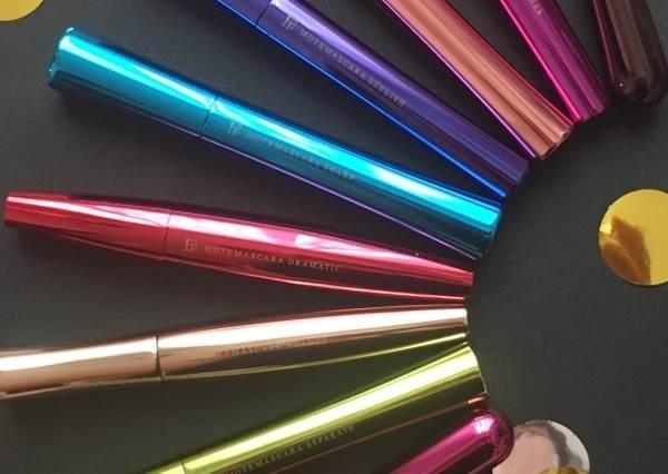 好想集滿整套♡ 日本話題美妝FLOWFUSHI睫毛膏好優秀!