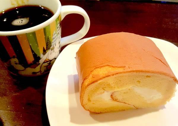 日本必吃!平實蓬鬆的海綿蛋糕與極致奶凍的小山奶酪捲!