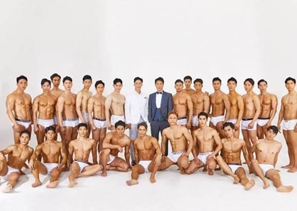 下一個男神就是他!2017韓國選美先生IG特搜,這些歐巴中竟然隱藏帥醫生、工程師!
