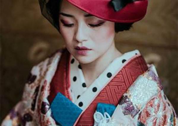 別再只穿傳統和服啦!日本「新和裝」婚紗攝影:除了準夫妻,閨蜜、情侶也能來拍屬於自己的紀念照❤