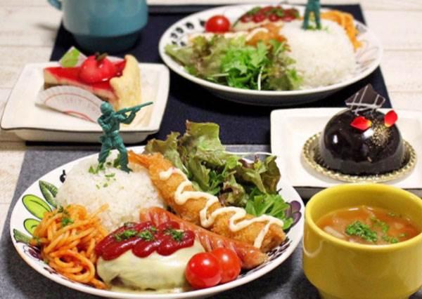 當她的家人太幸福!日本媽媽超用心晚餐日記,有龍貓跟玩具總動員陪吃,視覺跟味覺都超滿足啊♥