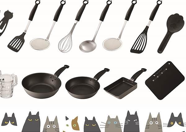 大人氣貓咪廚房雜貨第2彈賣萌登場!貝印Nyammy系列真的是太搶錢啦~